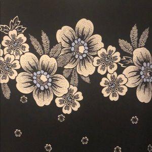 LOFT Tops - Flower pullover blouse